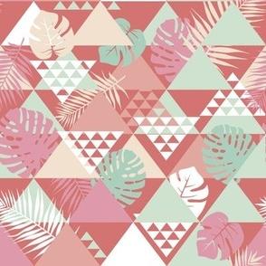 Summer mood/coral background