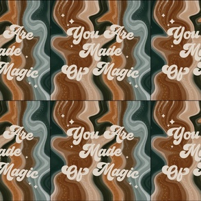 6 loveys: you are made of magic caramel and forest