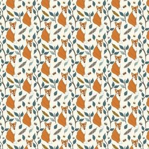 Spirit Fox - Ivory - Small