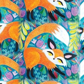 Lainey's Fox - Large