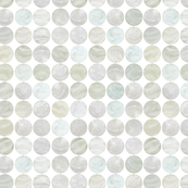 Capiz Shell Curtain White