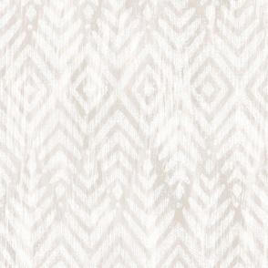 Rustic Geometric Ikat