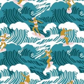 Joy Ocean Waves