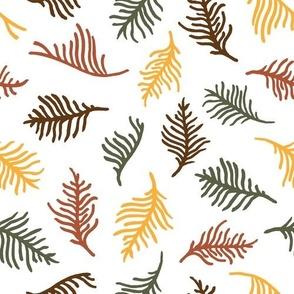 Autumn Sea Pine