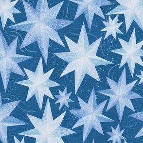 Icy Stars by Ehpopoki