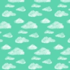 Mint Skies