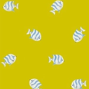 Tropical Fish 8a