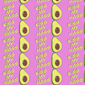 Kiss My Hass Pink