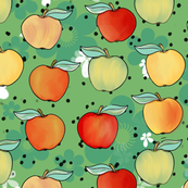 All my apples