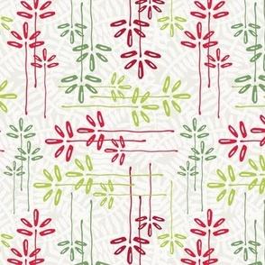 Tropical Christmas Blender Print 8