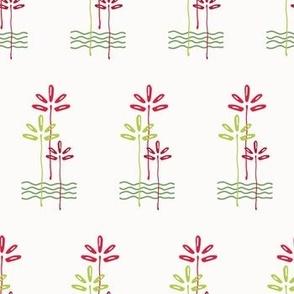 Tropical Christmas Blender Print 10