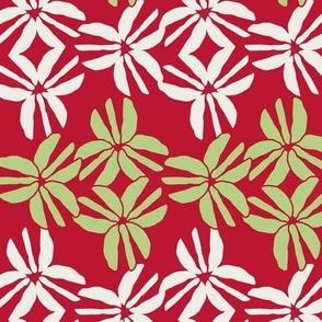 Tropical Christmas Hero Print 6