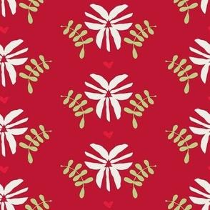 Tropical Christmas Blender Print 2