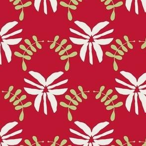 Tropical Christmas Blender Print
