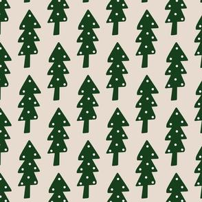 Christmas Tree Dark Grey