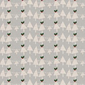 Mistletoe Dark Grey