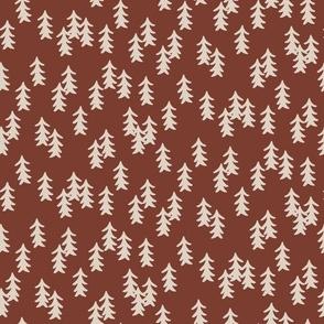 little evergreen forest - 7b3d30