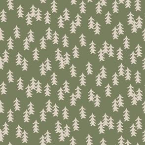 little evergreen forest - e38a77