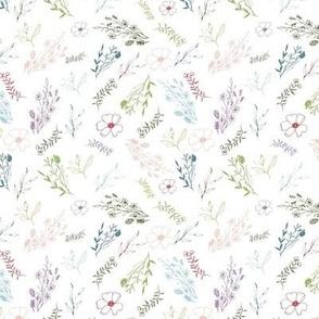 AChiO Vintage Floral