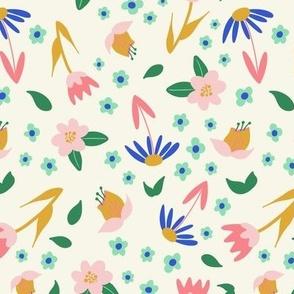 Quirky Florals