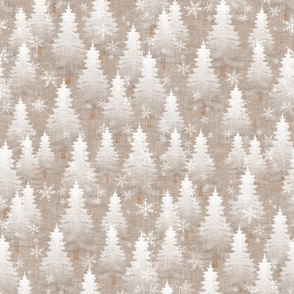 Earth Pine Tree Forest - small scale