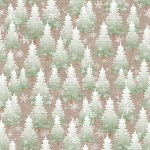 Pine Tree Forest - small scale