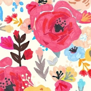 Summer Flora - Large