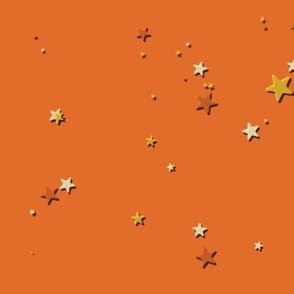 Spooky Sweets Parade Stars Pumpkin