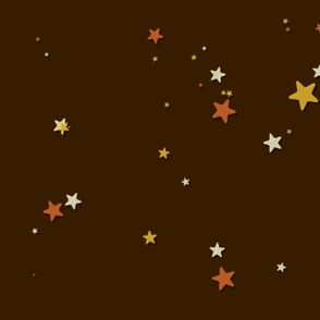 Spooky Sweets Parade Stars Chocolate