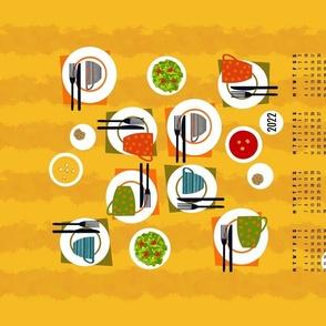 Sunshine & Cookies 2022 Calendar