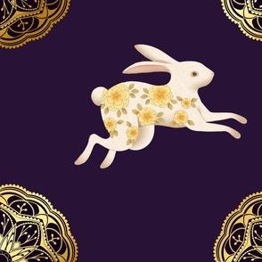 Bunny Medallions