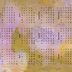 Taking Flight- Abstract 2022 Calendar