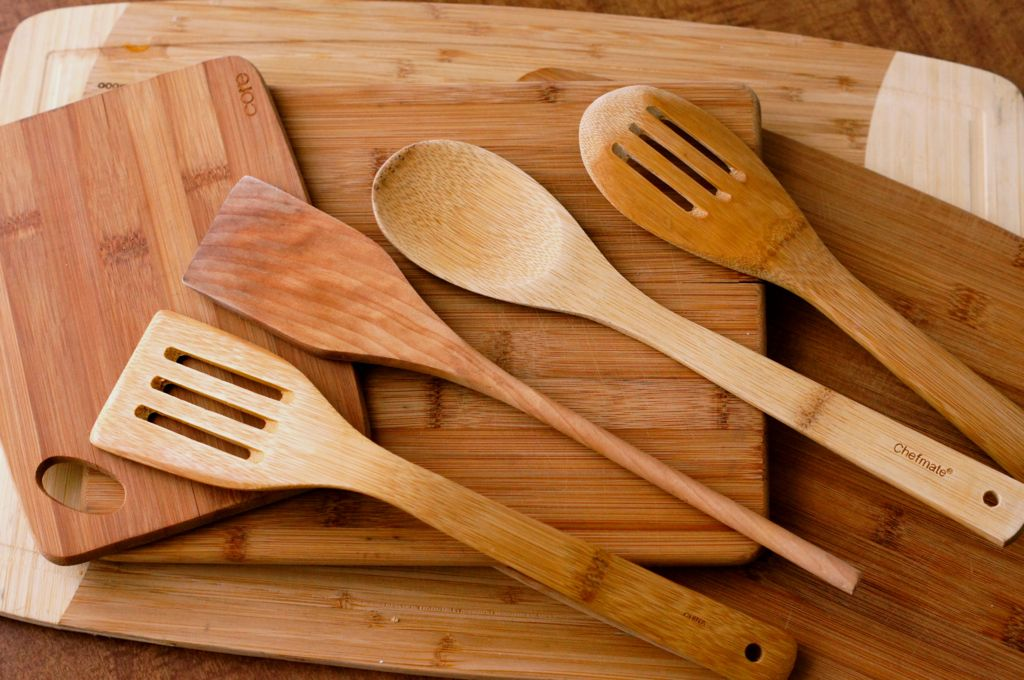 How To Oil Wooden Kitchen Tools
