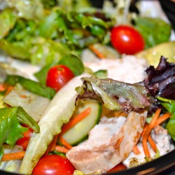 Best Dining Halls for a Healthy Salad