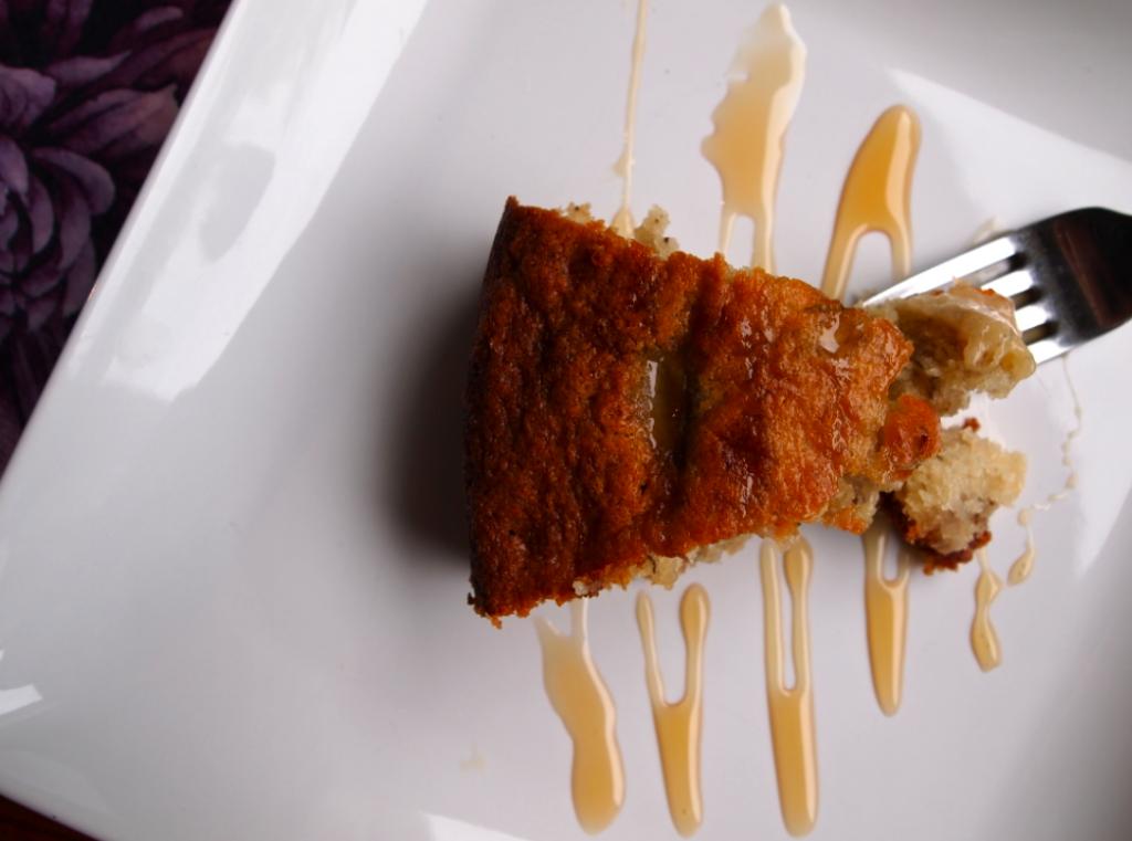 Lazy Morning Banana Cake- by Kendra Valkema