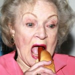 Photo courtesy of www.celebrities-eating.com