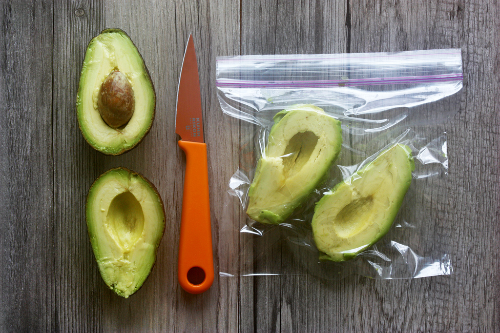 Freeze ripe avocados to enjoy year round, even when they're not in season