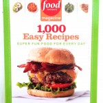 Food Network Magazine's 1,000 Easy Recipes Cookbook Giveaway