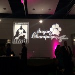 The Sugar and Champagne Affair is an annual fundraiser benefiting the Washington Humane Society and features the work of D.C.'s finest pastry chefs.