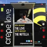 The Crepe Love Truck Set to Visit Georgetown