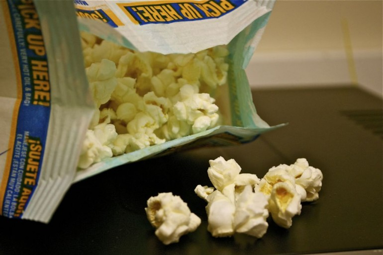 Make Your Popcorn Pop