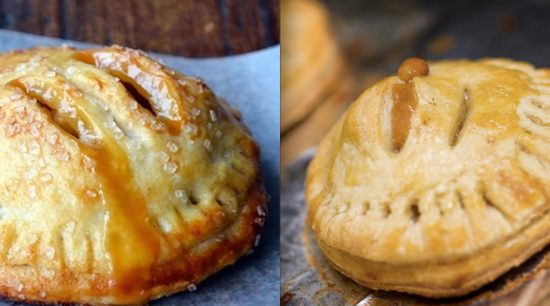 The Pinterest Challenge: Mini Caramel Apple Pies