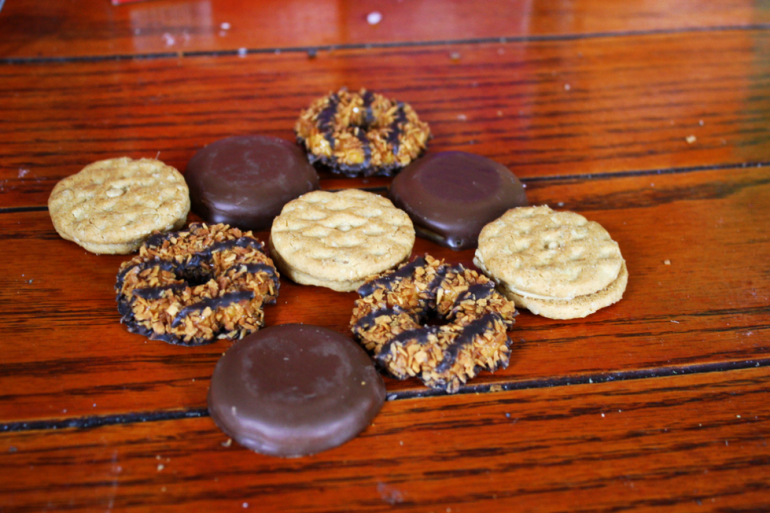 A Definitive Ranking of This Year's Girl Scout Cookies