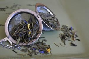 Loose green tea leaves | Photo by Ana Cvetkovic