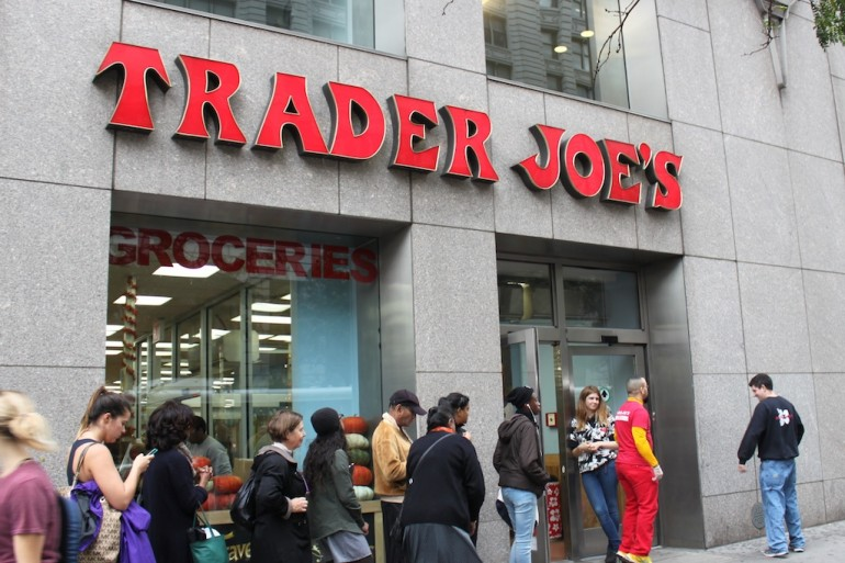 Surviving the Union Square Trader Joe's