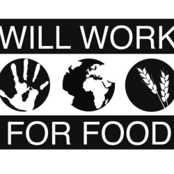 Campus Spotlight: Will Work For Food