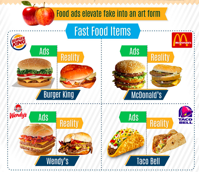 Healthy Food Advertisements
