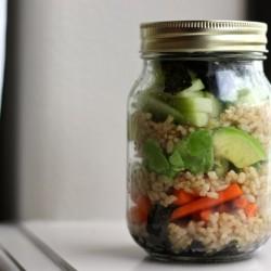 Intern Eats: Mason Jar Edition