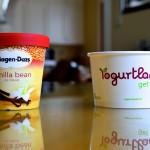 Ice Cream vs. Fro-Yo
