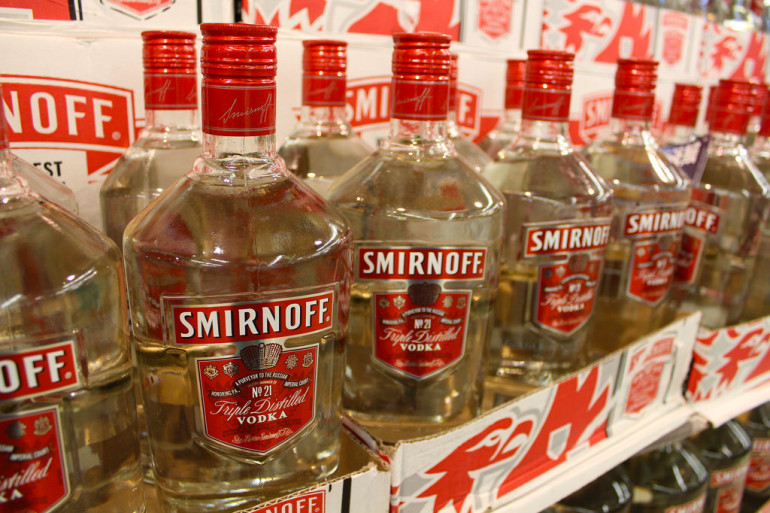 The Amazing History of Smirnoff Vodka